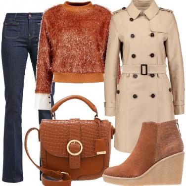 Outfit Proposta trendy per l\'ufficio
