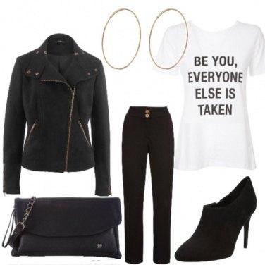 Outfit Sii te stessa