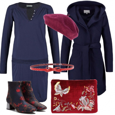Outfit Arabeschi negli accessori