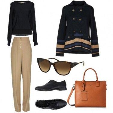Outfit Bon Ton, lunedi\' al lavoro