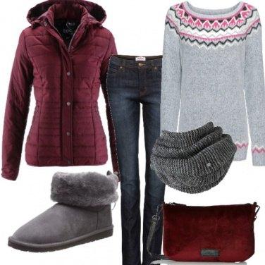 Outfit Quando il freddo arriverà