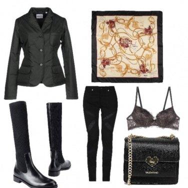 Outfit Black panter