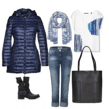 Outfit Giornata in Università