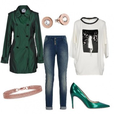 Outfit Life green