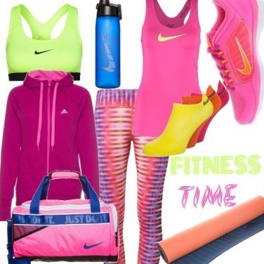 Outfit Fitness Time