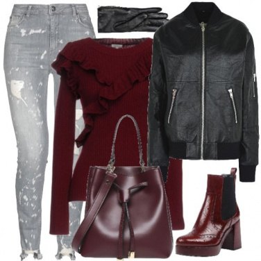 Outfit Rock #3824