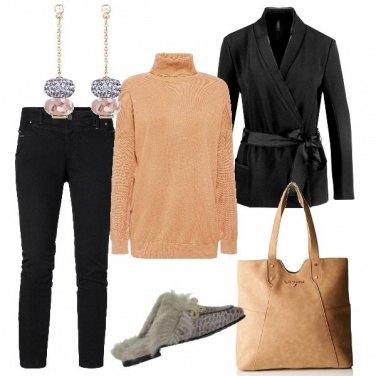 Outfit Mules di giorno