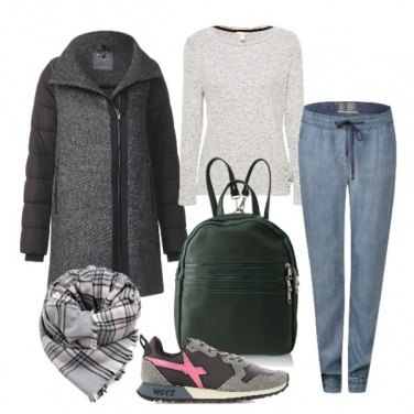 Outfit Urban #9225