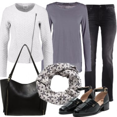 Outfit Tessuti essenziali