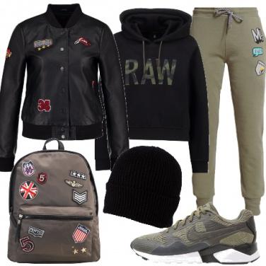 Outfit Modalità urban