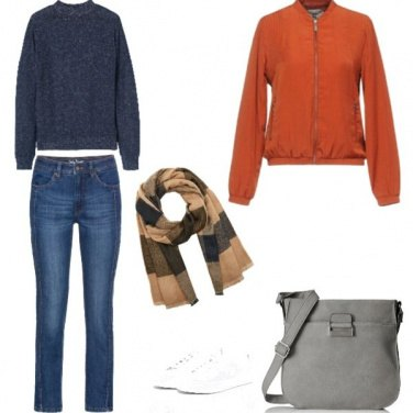 Outfit Basic, tempo libero