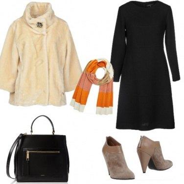 Outfit Trendy, aspettando l\'autobus