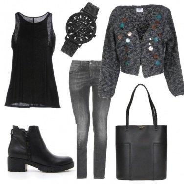Outfit Pausa caffè...