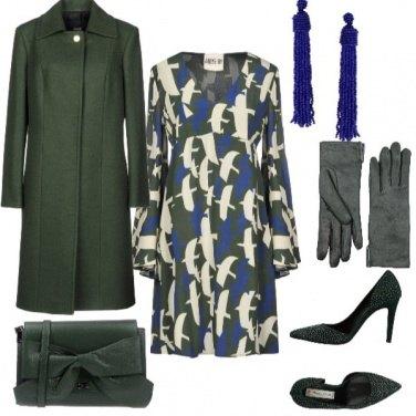 Outfit Un bel verde