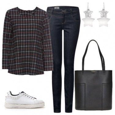 Outfit Giornate d'università