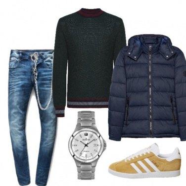 Outfit Uomo #31