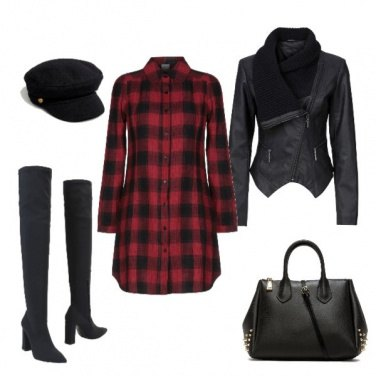 Outfit Urban #9241