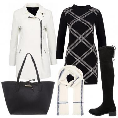 Outfit Non solo quadretti