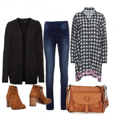 Outfit Urban #9244