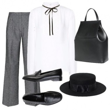 Outfit Daily chic