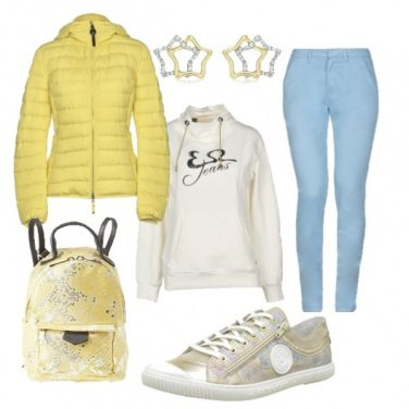 Outfit Radiosa