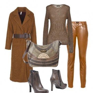 Outfit Caramel