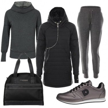 Outfit Giornata sprint