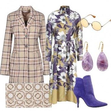 Outfit Contrasti che vanno di moda