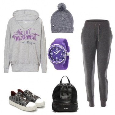 Outfit La felpa Freddy