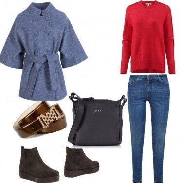 Outfit Urban, autunno in citta\'