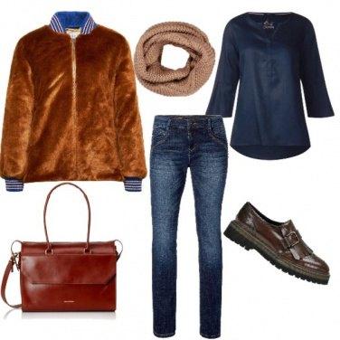 Outfit Comodità al freddo