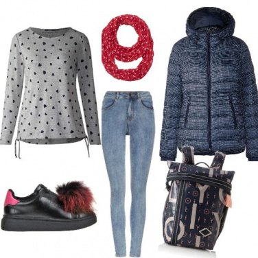 Outfit Frizzante