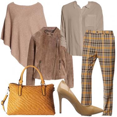 Outfit Abbinamento a contrasto