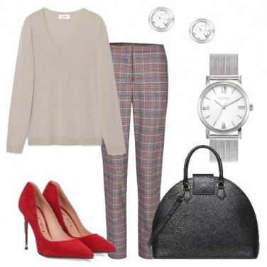 Outfit Tacchi in ufficio