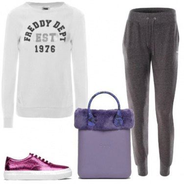 Outfit A tutto relax