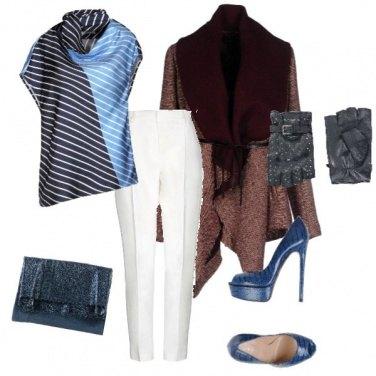 Outfit Guanti fashion