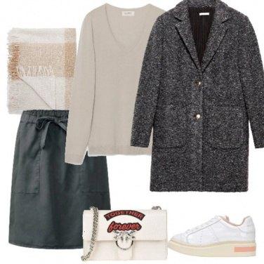 Outfit Morbida e trendy