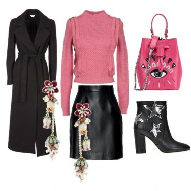 Outfit Rock #3841