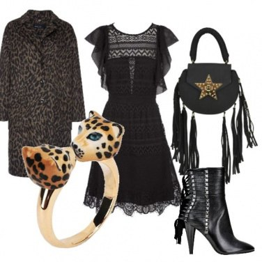 Outfit Rock #3842