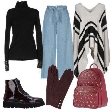Outfit Una giornata in facoltà