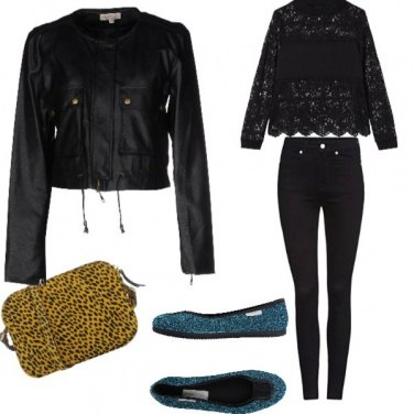 Outfit Rock #3843