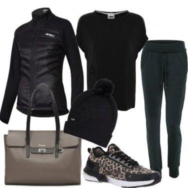 Outfit Sportiva con stile