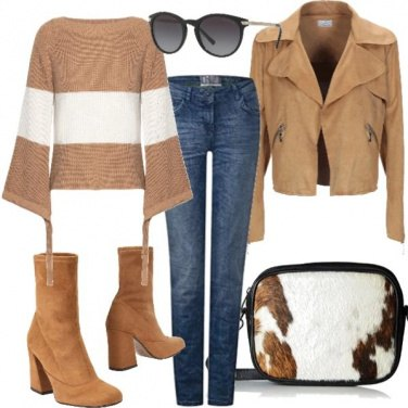 Outfit Cavallino