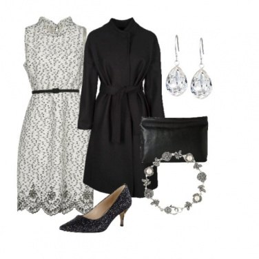 Outfit Black and Bright