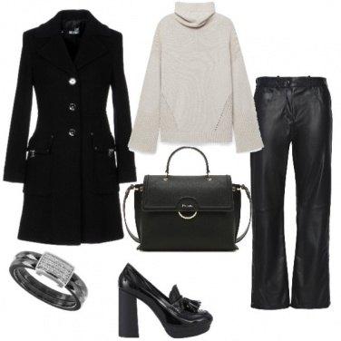 Outfit Stile ed eleganza senza età