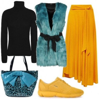 Outfit Fiocchi trendy