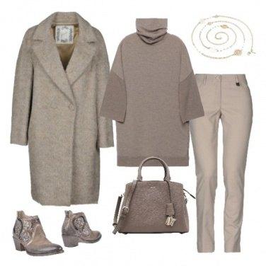 Outfit Raffinato beige