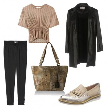 Outfit Mocassino fashion