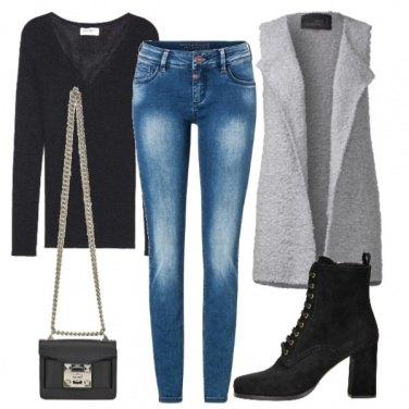 Outfit Lo smanicato