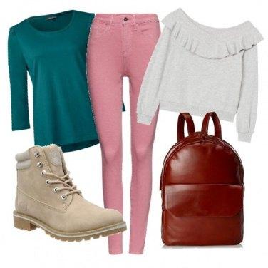 Outfit Deliziosa semplicità